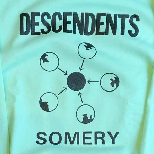 DESCENDENTS スウェット SOMERY