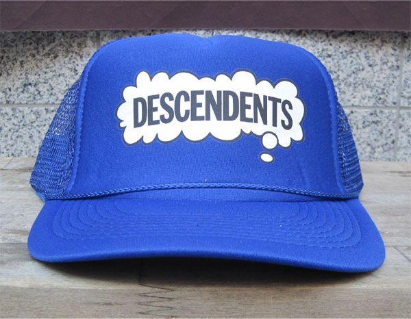 DESCENDENTS メッシュCAP 2