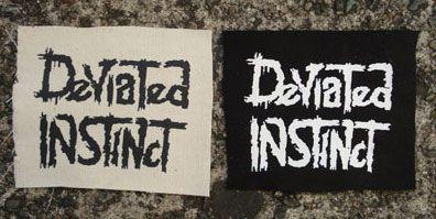 DEVIATED INSTINCT PATCH ロゴ