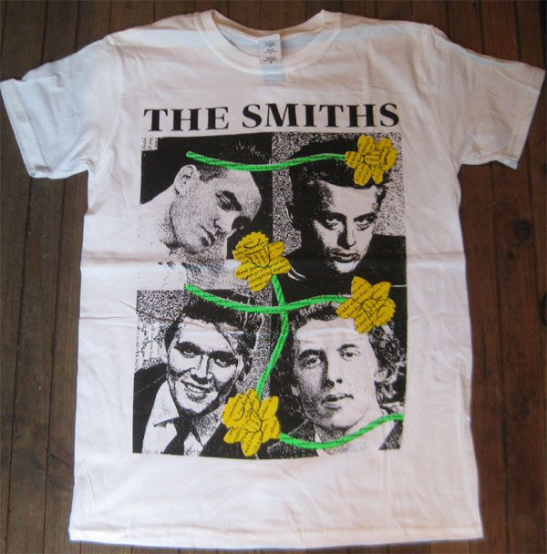 THE SMITHS Tシャツ INDIE POP