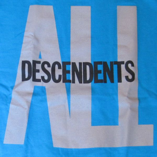 DESCENDENTS Tシャツ ALL