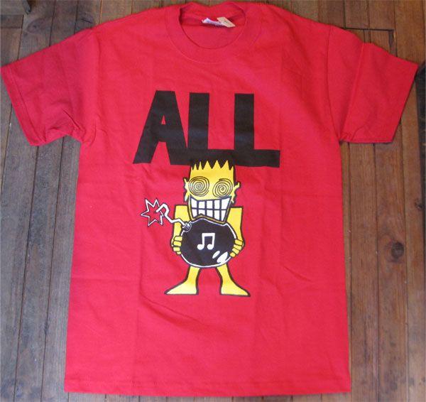 ALL Tシャツ Allroy Sez.....