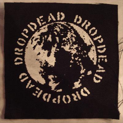 DROP DEAD CIRCLE PATCH