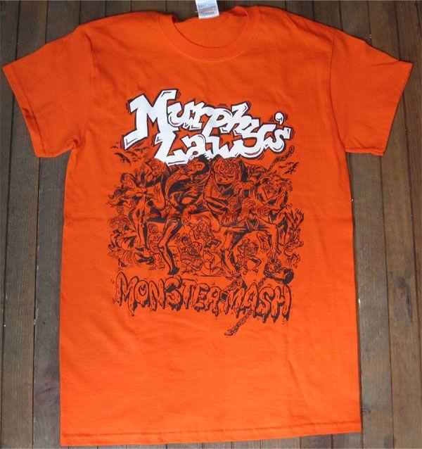 MURPHY'S LAW Tシャツ MONSTER MASH