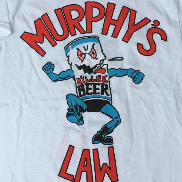 MURPHY'S LAW Tシャツ KILLER BEER オフィシャル!