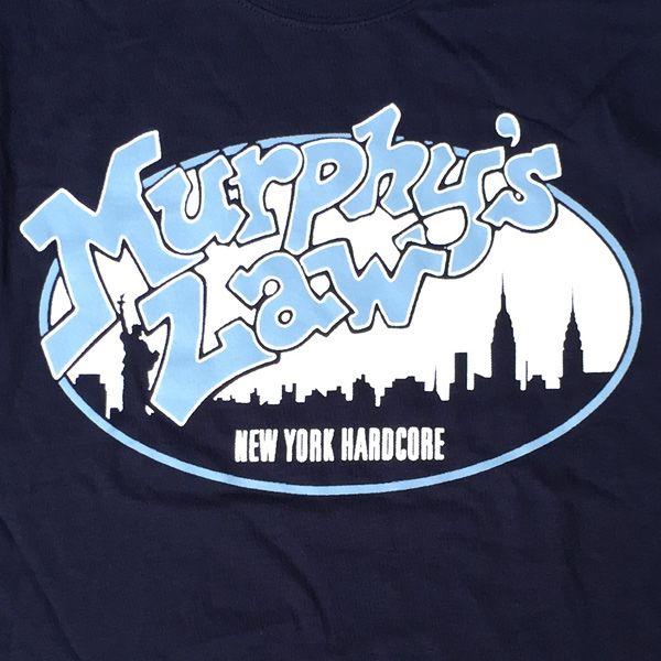 MURPHY'S LAW Tシャツ SKYLINE