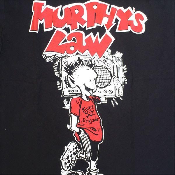 MURPHY'S LAW Tシャツ SKATE