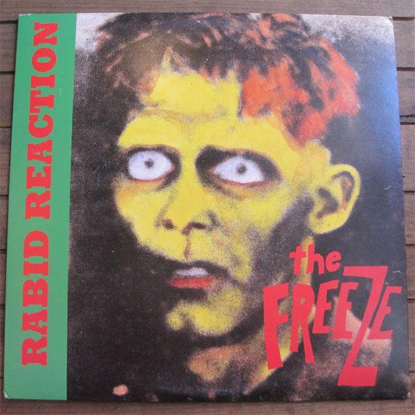 "FREEZE 12""LP RABID REACTION"