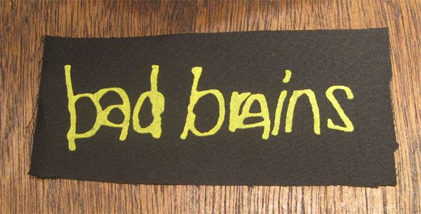 BAD BRAINS PATCH LOGO