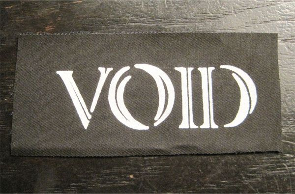 VOID PATCH NAME