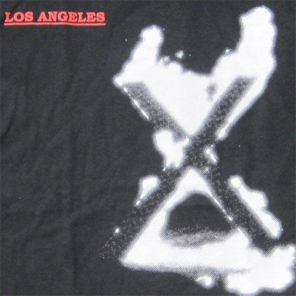 X Tシャツ LOS ANGELES