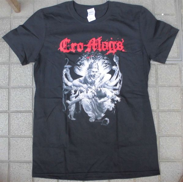 CRO-MAGS Tシャツ BEST WISHES 2