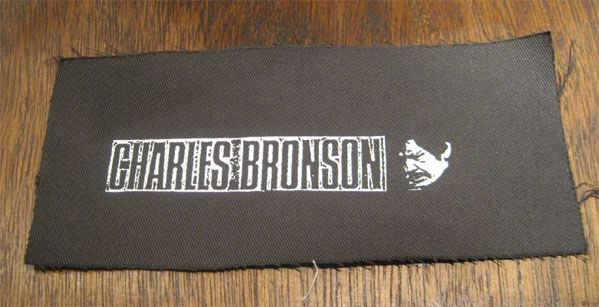 CHARLES BRONSON PATCH NAME