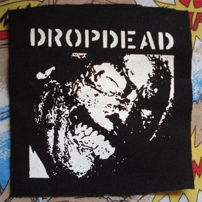 DROP DEAD PATCH face