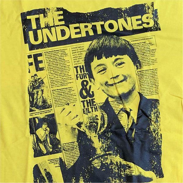 THE UNDERTONES Tシャツ JIMMY JIMMY