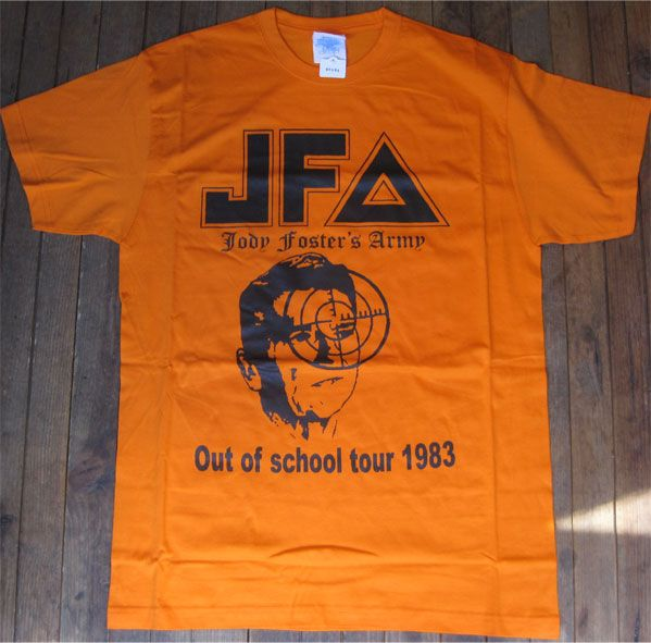 JFA Tシャツ OUT OF SCHOOL TOUR 1983