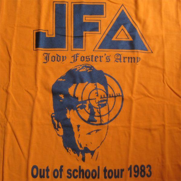 JFA Tシャツ OUT OF SCHOOL TOUR 1983
