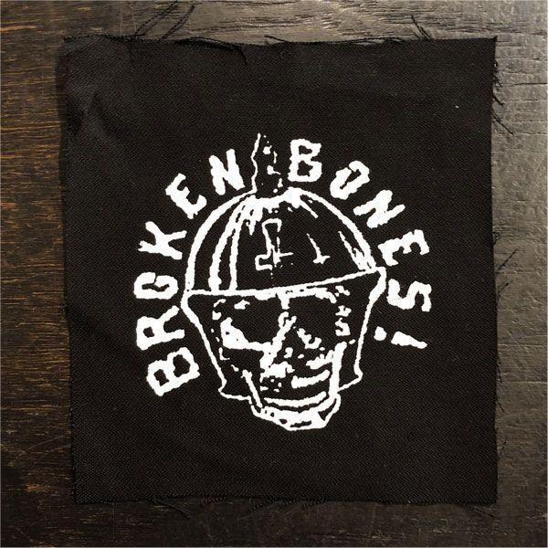 BROKEN BONES PATCH SKULL