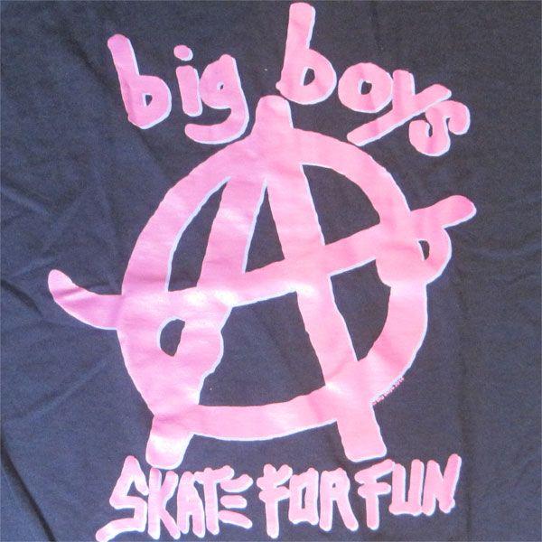 BIG BOYS Tシャツ SKATE FOR FUN 2