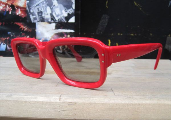 VINTAGE SUNGLASS MADE IN UK