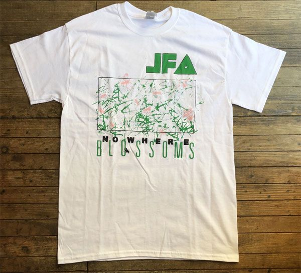 B品! JFA Tシャツ NOWHERE BLOSSOMS