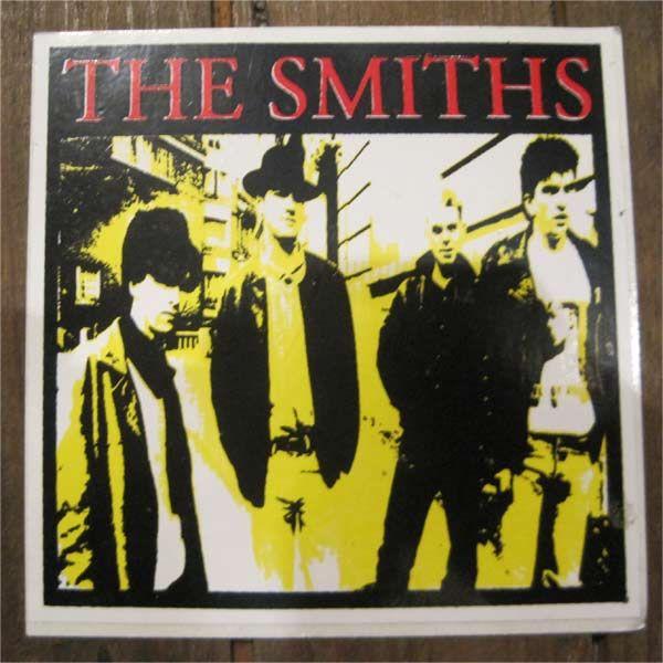THE SMITHS ステッカー PHOTO