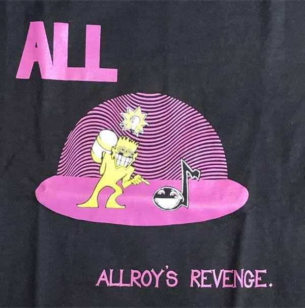 ALL Tシャツ Allroy's Revenge