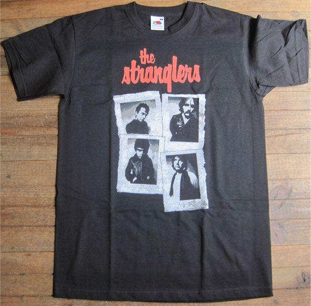 THE STRANGLERS Tシャツ PHOTO2