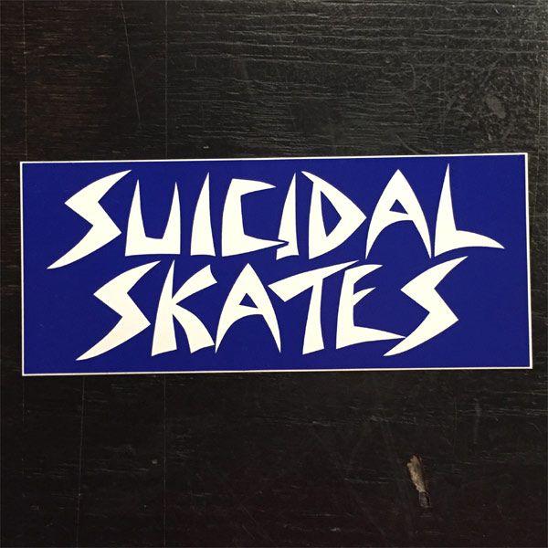 SUICIDAL TENDENCIES ステッカー SKATES