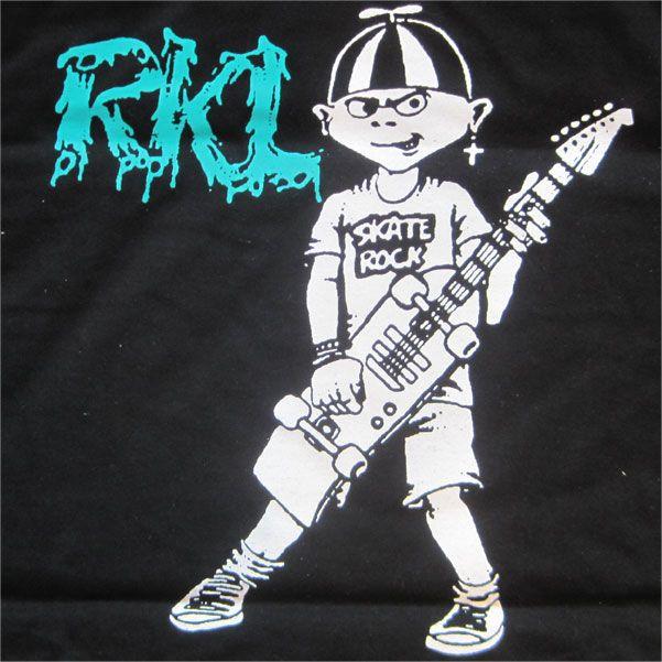 RKL Tシャツ SKATE ROCK