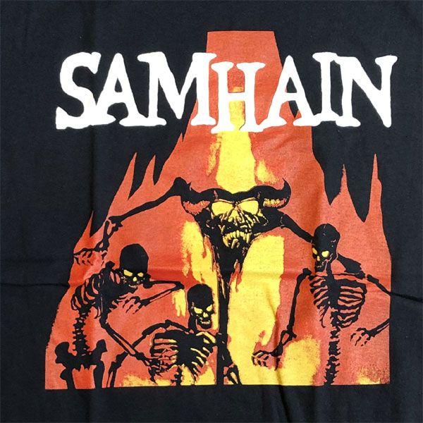 SAMHAIN Tシャツ November-Coming-Fire