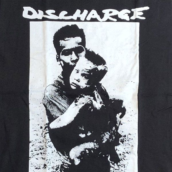 DISCHARGE Tシャツ Q&A