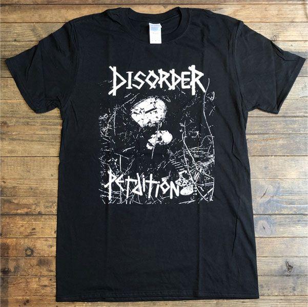 DISIRDER Tシャツ PERDITION オフィシャル
