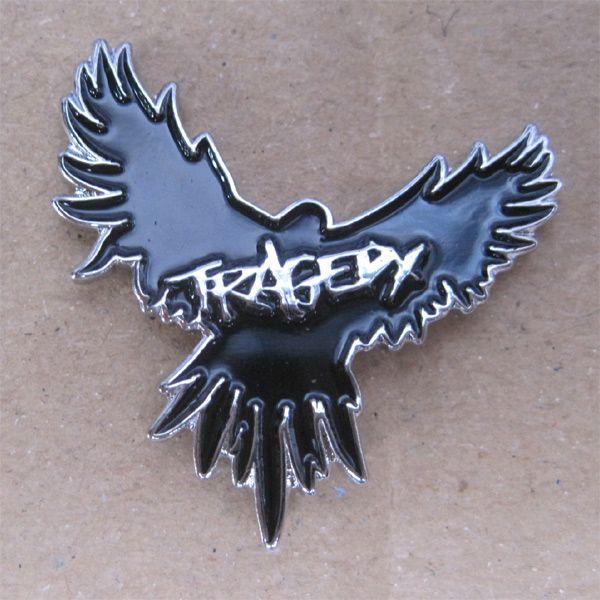 TRAGEDY ピンバッジ BIRD