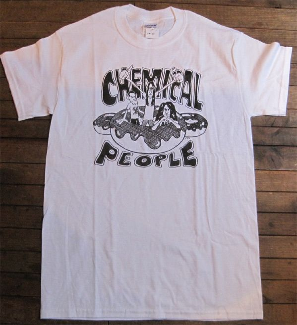 CHEMICAL PEOPLE Tシャツ 1
