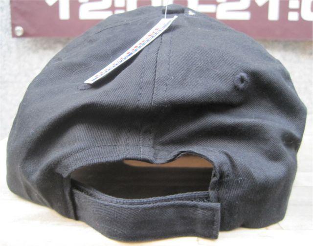 RAW POWER 刺繍CAP