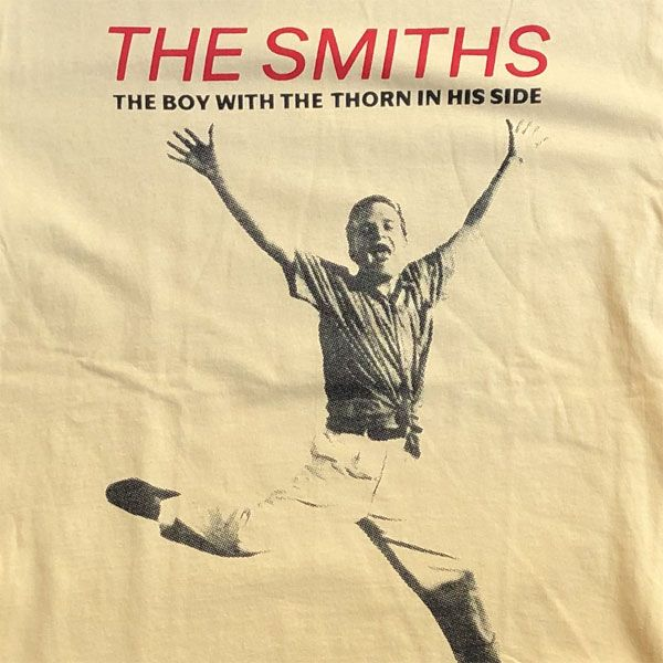 THE SMITHS Tシャツ The Boy With The Thorn