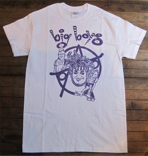 BIG BOYS Tシャツ イラスト