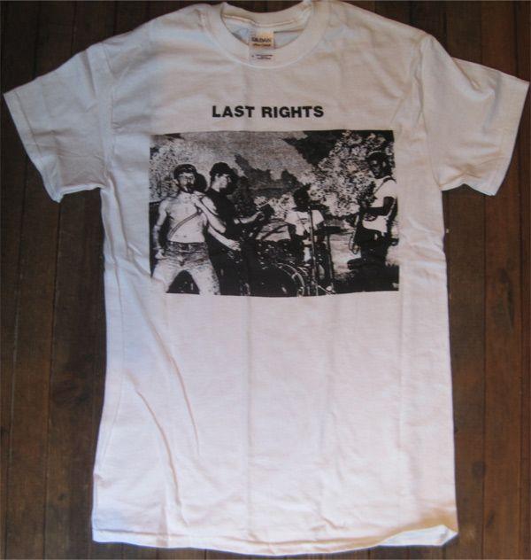 LAST RIGHTS Tシャツ CHUNKS