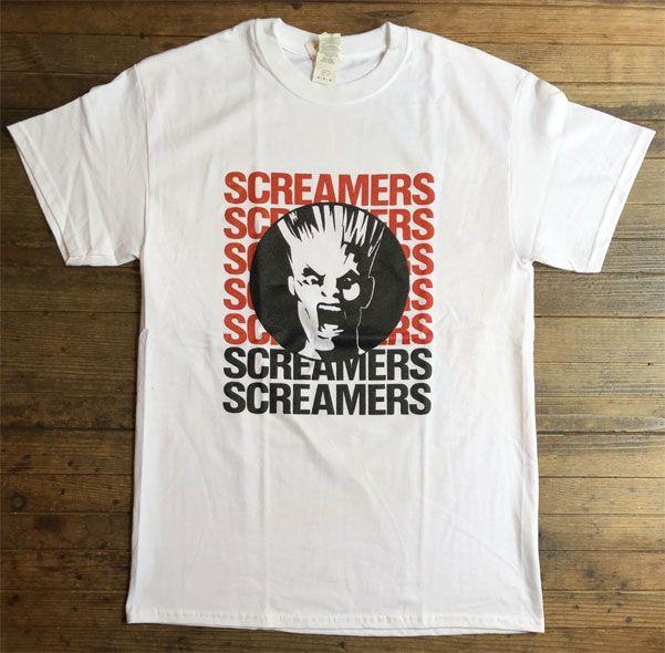 SCREAMERS Tシャツ