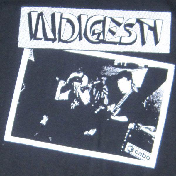 INDIGESTI Tシャツ PHOTO