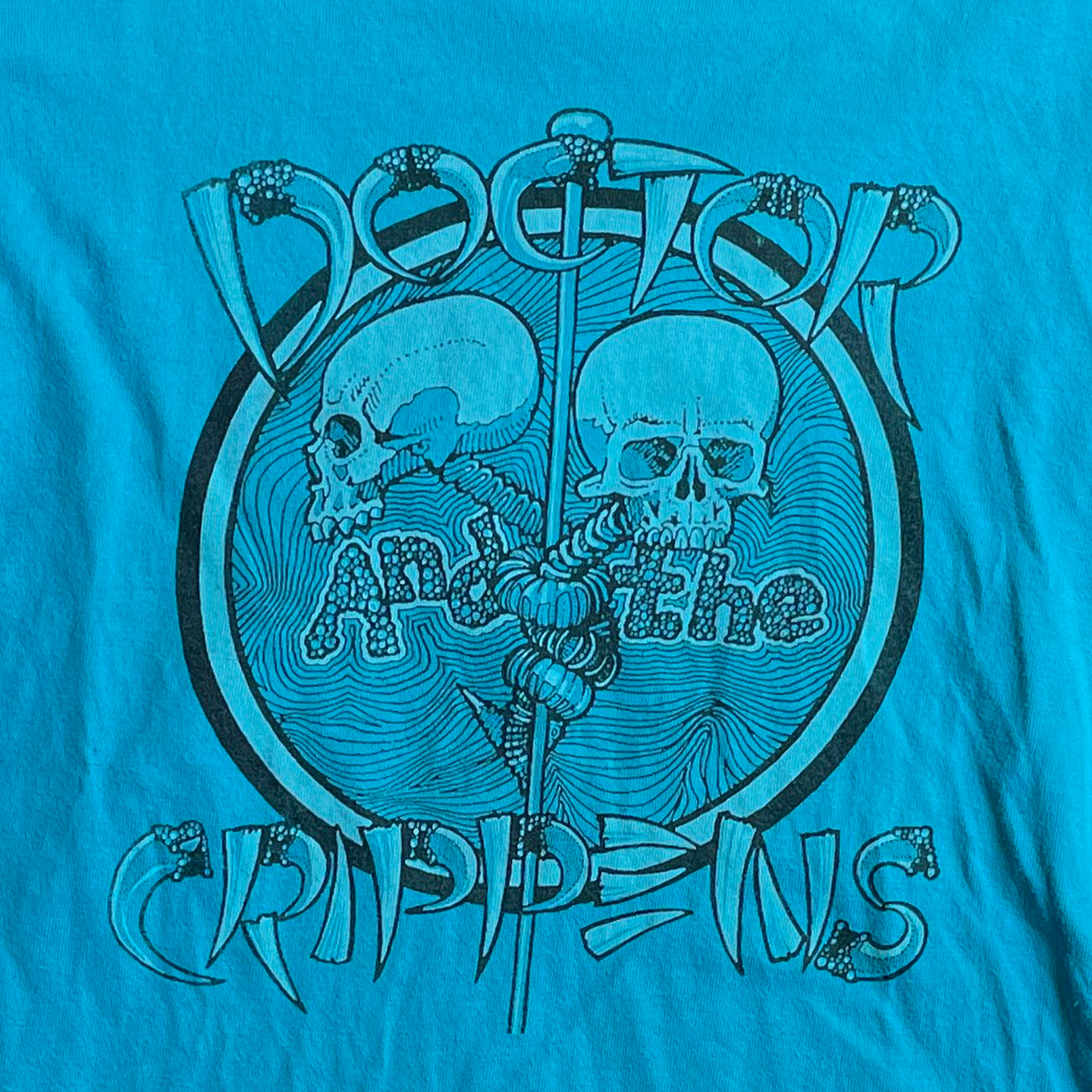 USED! DOCTOR AND THE CRIPPENS ロンT オフィシャル