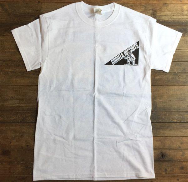 GORILLA BISCUITS Tシャツ JUNGLE