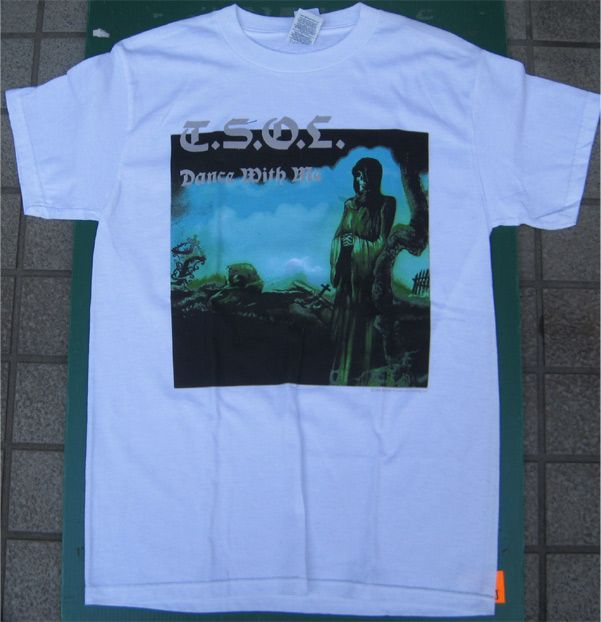 T.S.O.L. Tシャツ DANCE WITH ME