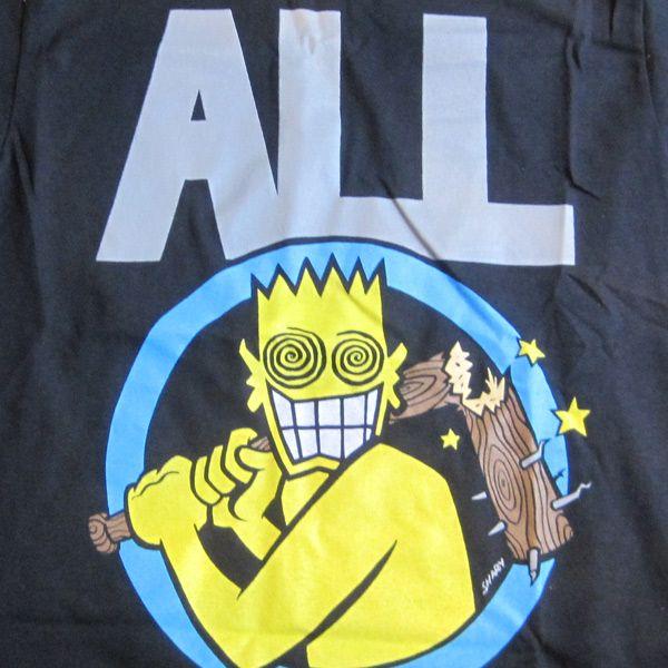 ALL Tシャツ BAT
