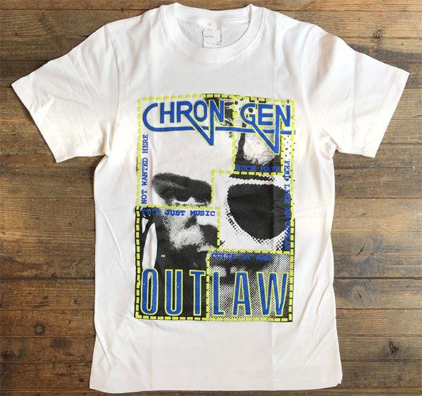 CHRON GEN Tシャツ OUTLAW