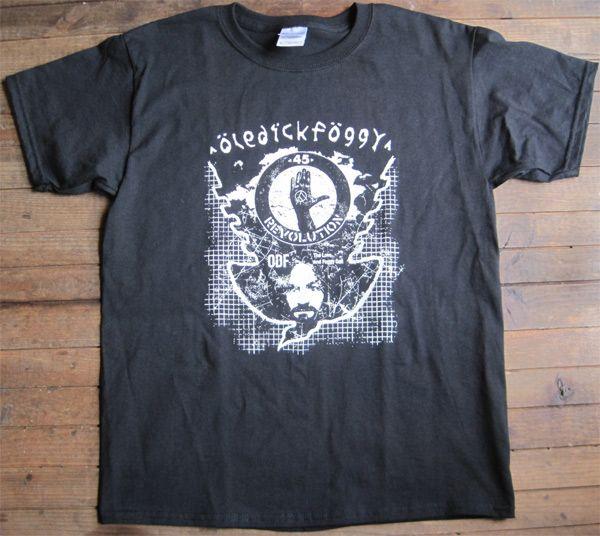 OLEDICKFOGGY x 45REVOLUTION Tシャツ Ltd!