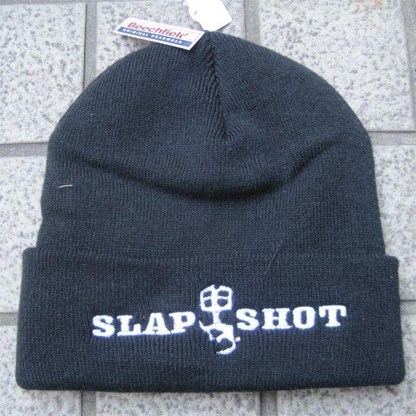 SLAP SHOT ニット帽