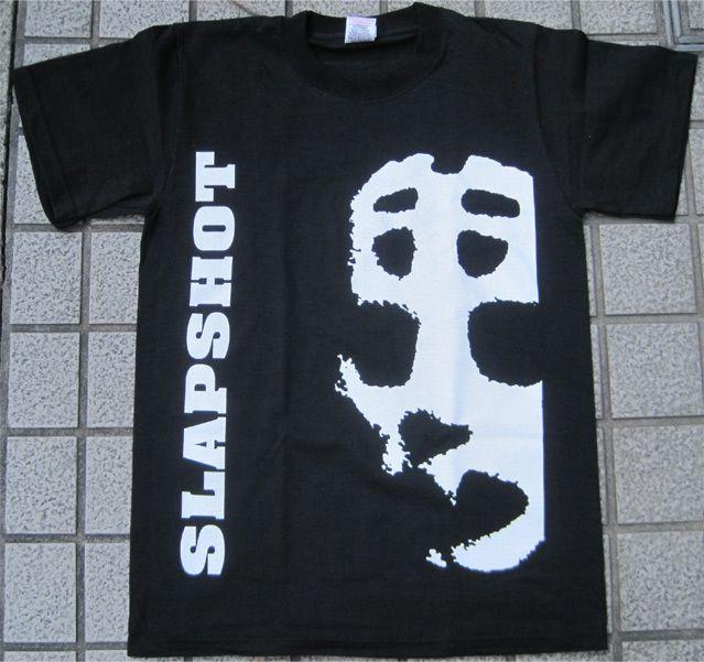 SLAPSHOT Tシャツ MASK