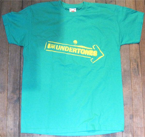THE UNDERTONES Tシャツ LOGO